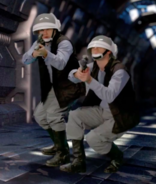 Rebel Soldiers Cameo
