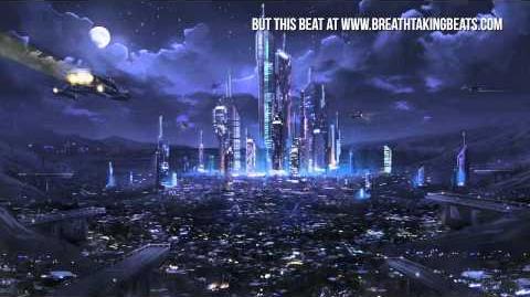 Amazing Futuristic Hip Hop Beat - Sky Is The Limit
