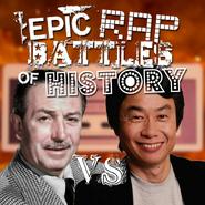 Miyamoto vs Disney