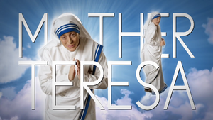 Mother Teresa Title Card