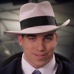 Al Capone In Battle