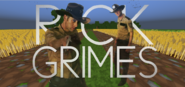 Grimes Title Card Minecraft