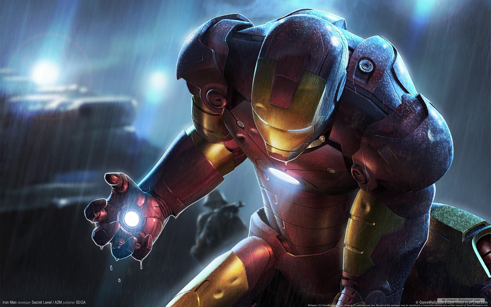 Iron Man 3 Movie Wallpaper 1