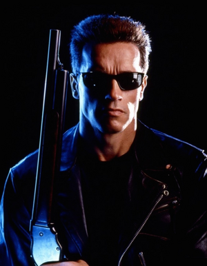 The Terminator Based On