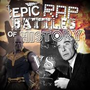 Thanos vs Oppenheimer