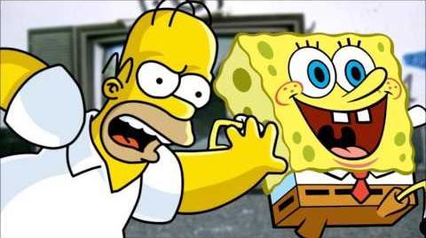 user blog wonderpikachu12 the simpsons vs spongebob squarepants