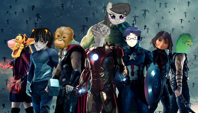 Avengers ERB Wiki Edition
