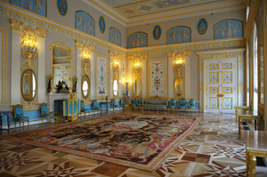 Catherine Palace Based On