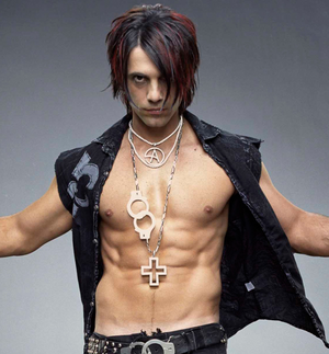 Criss Angel Based On