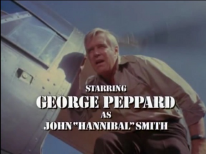 "The A-Team Title Sequence John ""Hannibal"" Smith Based On"