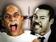 Gandhi vs Martin Luther King Jr. Thumbnail