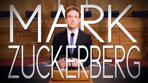 Mark Zuckerberg Title Card
