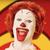 Ronald McDonald In Battle