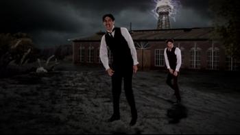 Nikola Tesla vs Thomas Edison