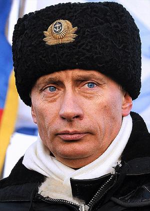 Vladimir Putin Based On