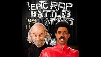 George Carlin vs Richard Pryor - Epic Rap Battles of History 75