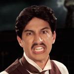 Nikola Tesla In Battle
