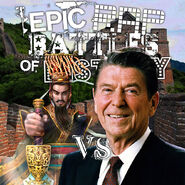 Qin Shi Huang vs Ronald Reagan