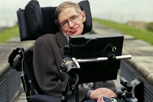 Stephen Hawking Based On