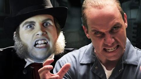 Jack the Ripper vs Hannibal Lecter. Epic Rap Battles of History Season 4