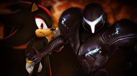 Shadow the Hedgehog vs Dark Samus - Rap Battle Side B