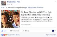 Bill Nye ERB Facebook