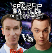 Bill Nye vs Sheldon Cooper L4S
