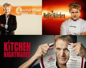 Gordon Ramsay's TV Pilots Based On