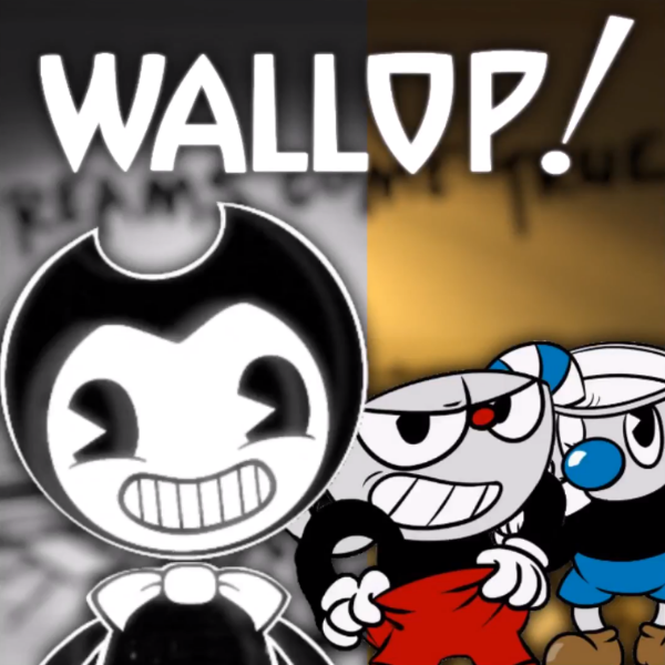User Blog:The Flatwoods Monster/Cuphead Vs Bendy & The Ink