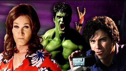 Bruce Banner vs Bruce Jenner - Epic Rap Battles of History