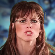 Sarah Palin in Battle