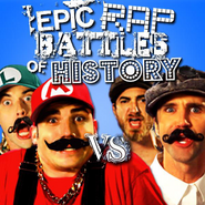 Mario Bros vs Wright Bros