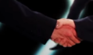 Ronald Reagan Cameo Hand
