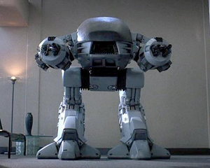 ED-209 Based On