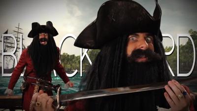 Blackbeard tho