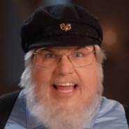 George R. R. Martin In Battle