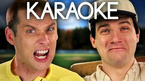 KARAOKE ♫ Babe Ruth vs Lance Armstrong. Epic Rap Battles of History