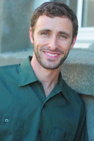 Pat McIntyre Portrait