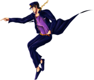 If i were gay jotaro would be my husbando