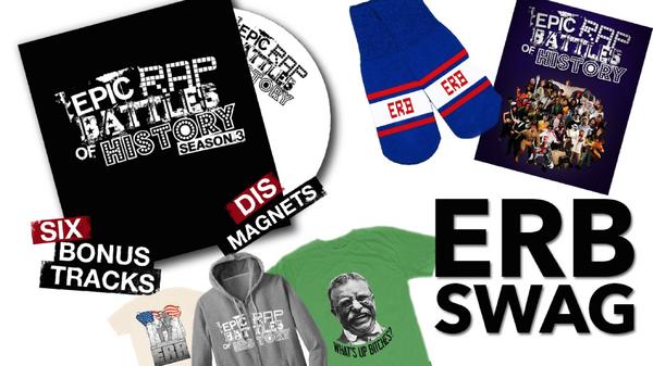 ERB Merchandise