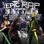Electro vs Starkiller & Kyle Katarn