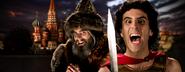 Alexander the Great vs Ivan the Terrible Banner