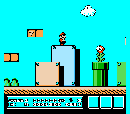 Mushroom Kingdom Super Mario Bros 3 Based on