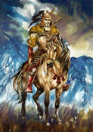 Hungarian genghis khan