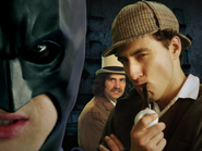 Batman vs Sherlock Holmes Thumbnail