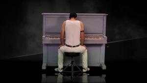 Freddie Mercury's Stage