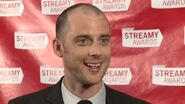 Nice peter backstage interview 2013 streamy awards