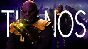 Thanos Title Card