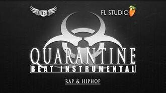 Dark Underground HIPHOP RAP INSTRUMENTAL BEAT - Quarantine (Tha Venom Musik Collab)