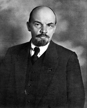 Vladimir Lenin Based On